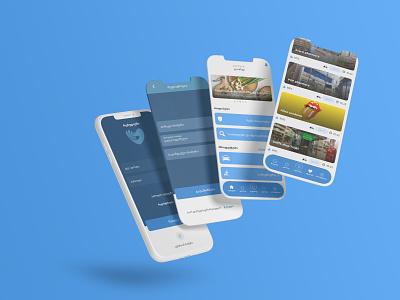 რემედიუმი covid-19 dribbble mobile ux mobile ui ui ux product design product online consultation doctor app easy comm tbilisi georgia booking app insurance app insurance idea startup mobile app