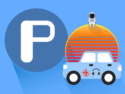 Parking of GR fest