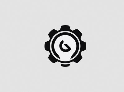 G parts logo concept