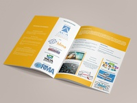 Brochure Design 2nd and 3rd page