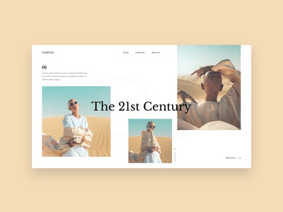 CANVAS Collection - The 21st Century