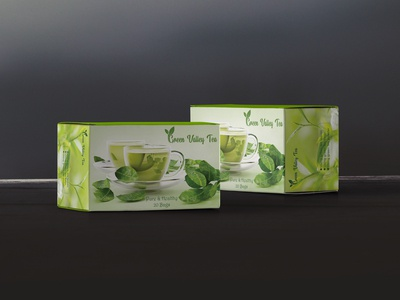 Green Valley Tea Layout Design