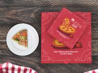 Pizza Hub Pizza Box