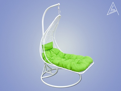 Hanging Chair Photo Editing