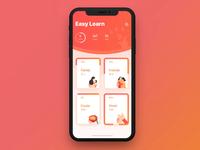 Chinese language learning animation