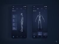 Human body Scanning