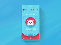 Wechat mini program monster animation