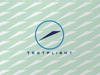 Testflight - Logo contept