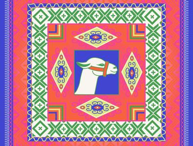 Peru graphic design illustration