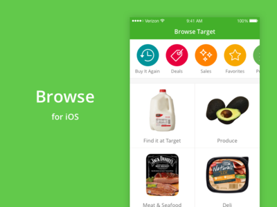Browse for iOS