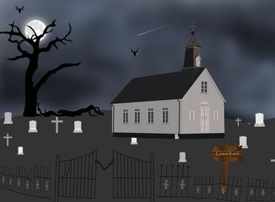 Illustrator Graveyard