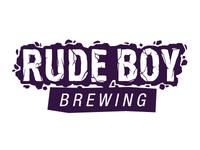 Rude Boy Brewing - Logotype w/ cracks