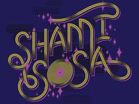 Shami Sosa sticker