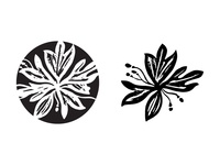 Herb Icon / Illustration