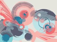 Digital Sketch for Mural