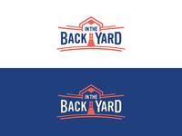 In the Back Yard logo WIP