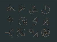 TAK - Hieroglyphs &/or hierograms