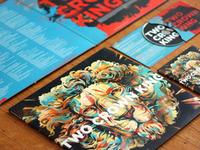 Album Artwork (Lion) TCK