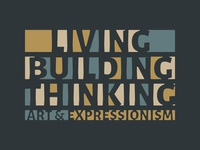 Living Building Thinking Logo