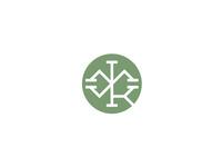 MK monogram 2 in colour