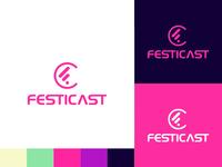 Festicast - Logo & Branding