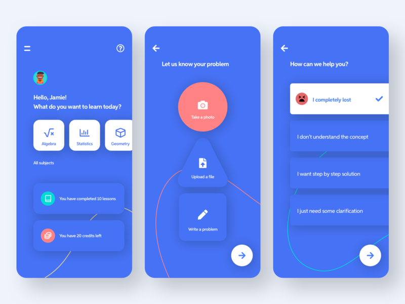 Mobile Tutoring App