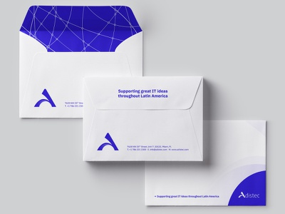 Adistec Branding - Envelope stationary design envelope design envelope stationary