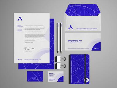 Adistec Branding - Stationary stationary design stationary