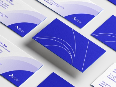 Adistec Branding - Business Cards business card card stationery