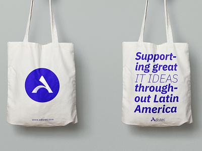 Adistec Branding - Tote Bag tote bag