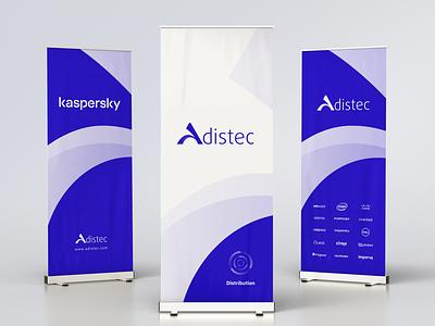 Adistec Branding - Banners banner banner design