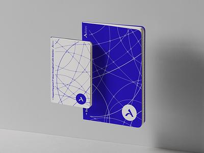 Adistec Branding - Notebook notebook design notebook
