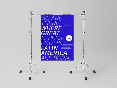 Adistec Branding - Poster poster design poster