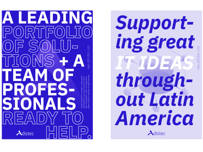 Adistec Branding - Posters poster design posters