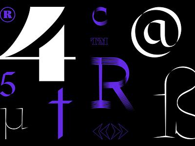Hejira Typeface typeface design type design font typography typeface