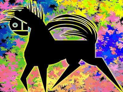 Horse Artwork 2 horse art artwork