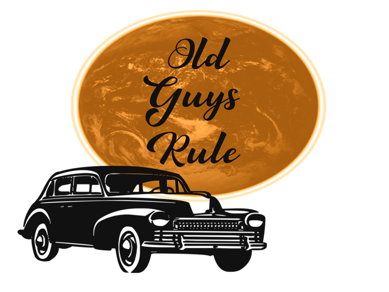 OLD GUYS RUL. old guys old guys rule moon vintage car