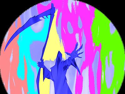 deathly halloween hat ghost death illustration color design halloween