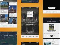 National Park Service App Redesign