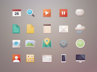 Another Free Flat Icons