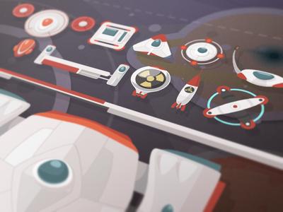 Spaceship Concept buatoom bomb concept space laser spaceship ufo star game