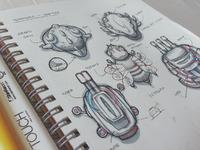 Ugly sketch