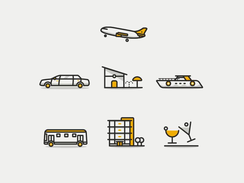 Buvado icons