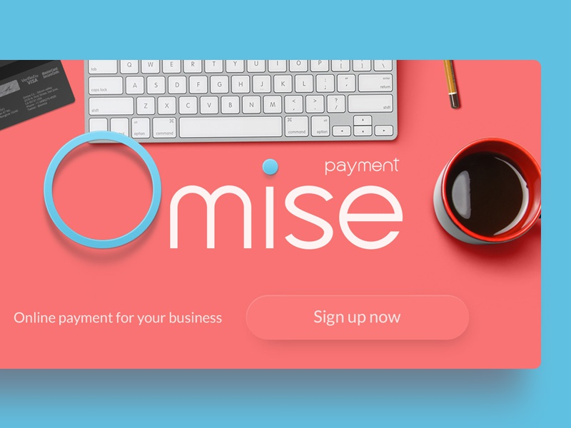FB AD omise card banner