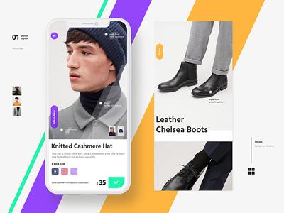 Clothing App