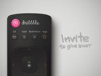 dribbble Invite @2x