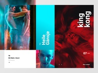 EX UI Concept — Matt Lambert