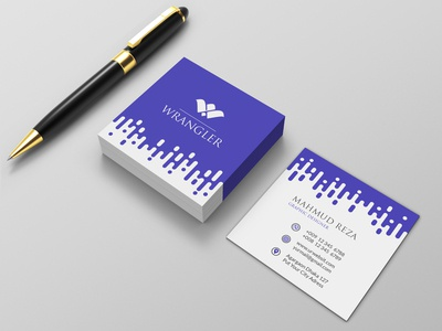Squire Business Card