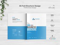 Bi Fold Brochure Design