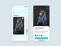 eCommerce Mobile App for Fashion